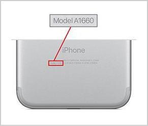 iPhone7a1660