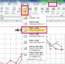 エクセル折れ線グラフ追加11