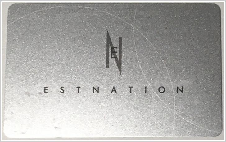 エストネーション メンバーズカード