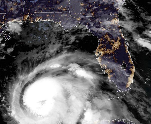 ハリケーンマイケル1
