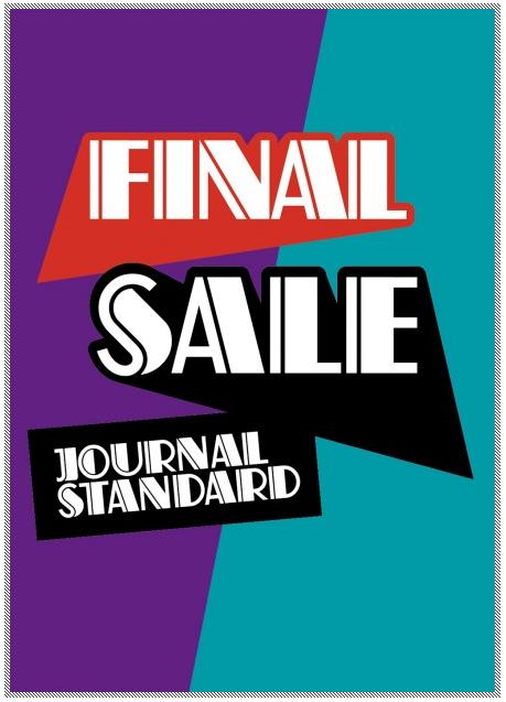 ジャーナルスタンダードFINAL SALE