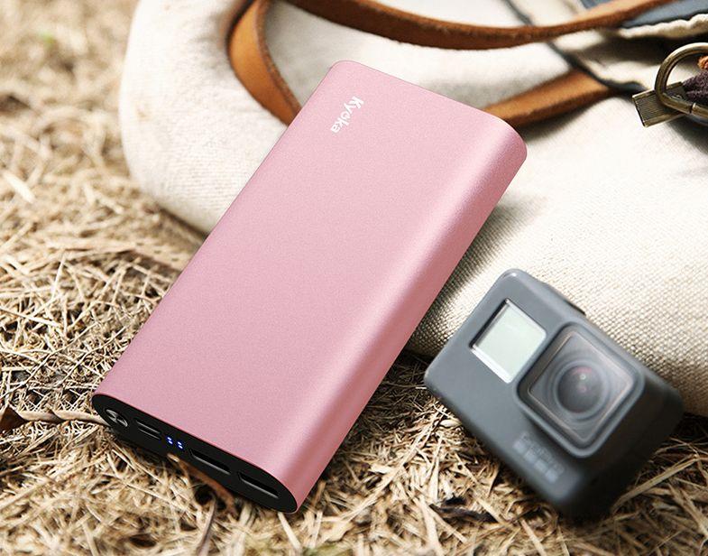 iphoneモバイルバッテリー