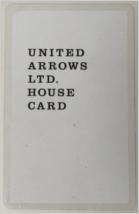ユナイテッドアローズハウスカード