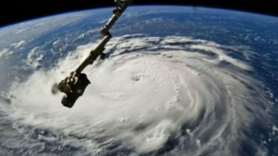 ハリケーンフローレンス64年ぶり