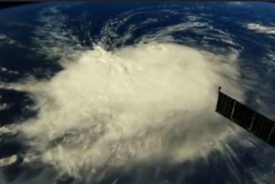 ハリケーンフローレンス勢力