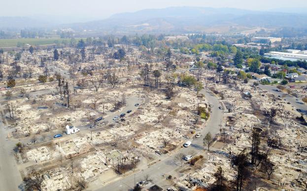 ロサンゼルス山火事